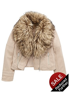 v-by-very-girls-suede-effect-biker-jacket-with-fauxnbspfur-collar