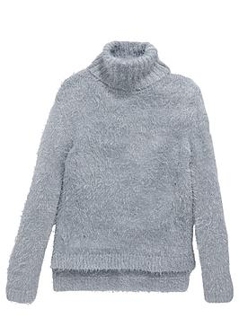 v-by-very-girls-fluffy-metallic-jumper