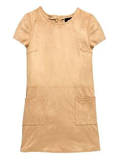 v-by-very-girls-fauxnbspsuede-shift-dress