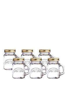 kilner-mini-handled-jars-set-of-6-140ml