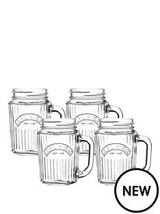 kilner-kilner-vintage-handled-jar-set-of-4-400ml