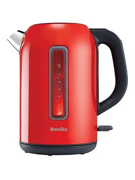 Breville Colour Collection Red Jug Kettle Vkj864