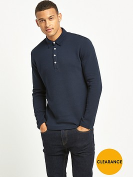 peter-werth-long-sleeve-striped-polo