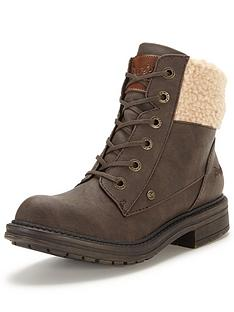 blowfish-fader-fur-trim-biker-boot