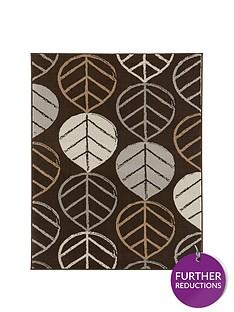 leaf-rug