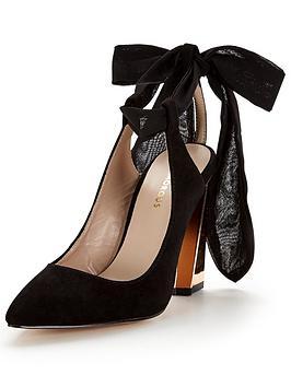 glamorous-tie-up-court-shoe