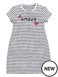v-by-very-girls-amour-striped-jersey-dress