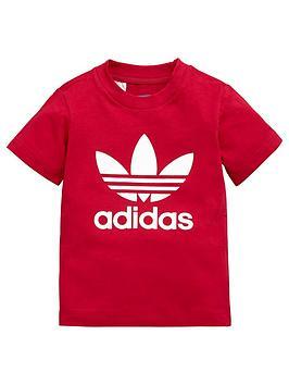 Adidas Originals Adidas Baby Girl Trefoil Tee