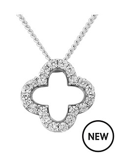 the-love-silver-collection-sterling-silver-cubic-zirconia-cutout-detail-pendant