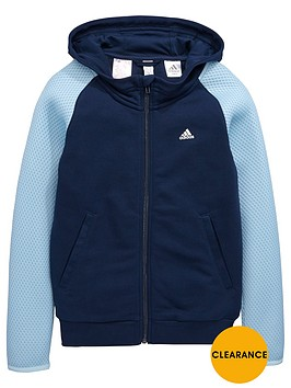 adidas-older-girls-spacer-mesh-hoodie