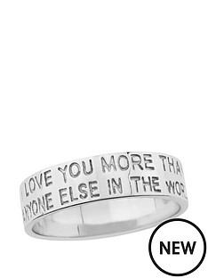 the-love-silver-collection-sterling-silver-ladies-message-ring