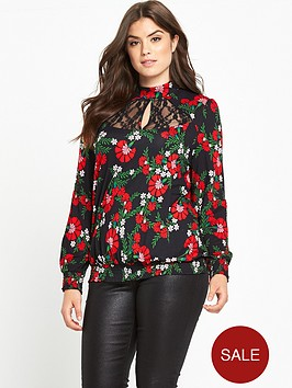 so-fabulous-lace-insert-prarie-shirred-top