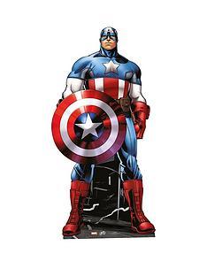 marvel-marvel-captain-america-95cm-cardboard-cutout