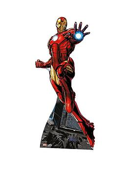 marvel-iron-man-96cm-cardboard-cutout