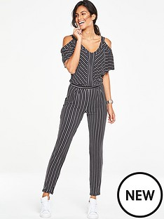 v-by-very-cold-shoulder-jumpsuit-stripe