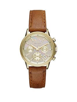 armani-exchange-gold-dial-watchnbspbr-br