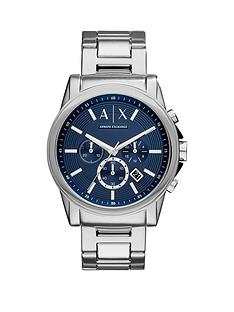 armani-exchange-blue-dial-stainless-steel-bracelet-mens-watch