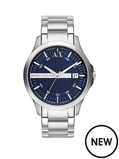 armani-exchange-armani-exchange-blue-dial-and-stainless-steel-bracelet-mens-watch