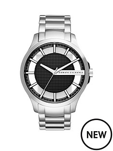 armani-exchange-armani-exchange-black-dial-and-stainless-steel-bracelet-mens-watch