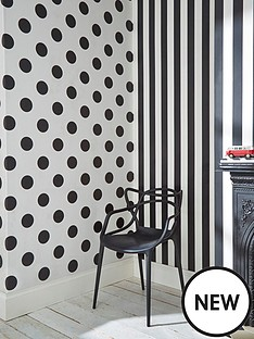 graham-brown-mono-chrome-stripe-wallpaper