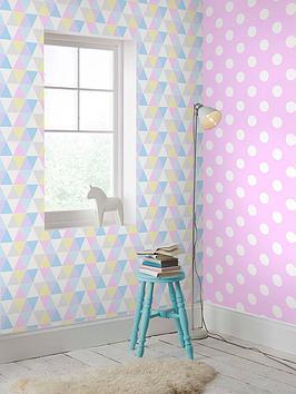 graham-brown-dotty-pink-wallpaper