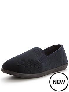 clarks-king-twin4-slipper-navy