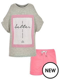 river-island-girls-kimono-top-and-shorts-set