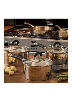 swan-5-piece-silicon-handled-pan-set-ndash-stainless-steel