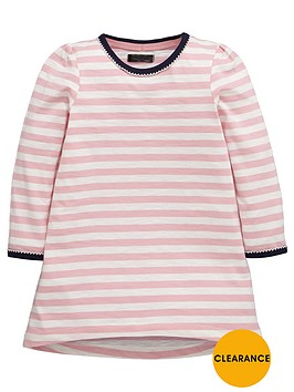 mini-v-by-very-girls-loop-back-stripe-dress