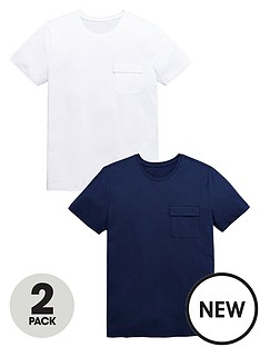 v-by-very-crew-neck-pocket-t-shirt