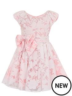 little-misdress-organza-bow-waist-dress