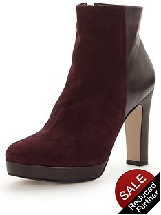 dune-olympe-leather-ankle-boot