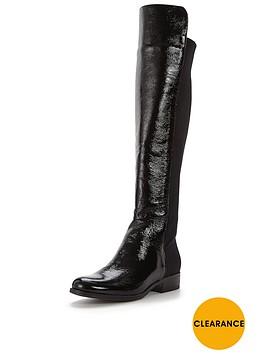dune-trish-flat-knee-boot