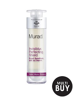murad-invisiblur-perfecting-shield-spf-30nbspamp-free-murad-peel-polish-amp-plump-gift-set
