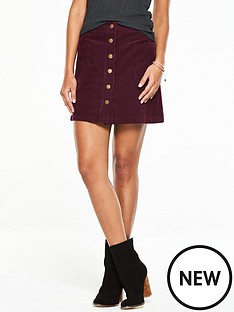 v-by-very-jumbo-cord-skirt-oxblood