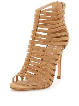 lipsy-caged-heeled-sandal