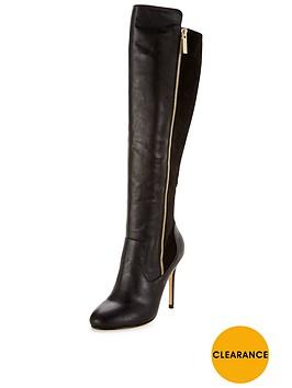 lipsy-side-zip-knee-high-boot