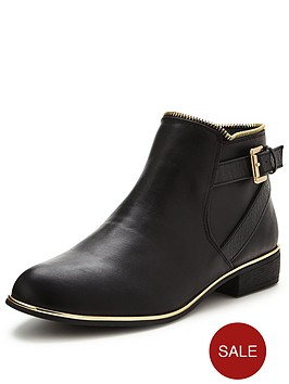 lipsy-croc-ankle-boot