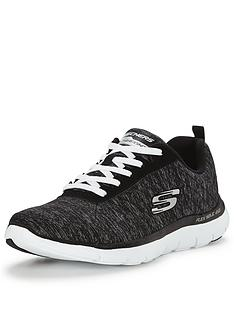 skechers-skechers-flex-appeal-lace-up-trainer