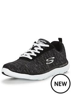 skechers-skechers-flex-appeal-lace-up-trainer