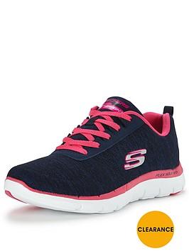 skechers-flex-appeal-lace-up-trainer