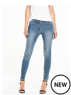 v-by-very-ella-high-rise-rip-and-repair-stepped-hem-skinny-jeannbsp
