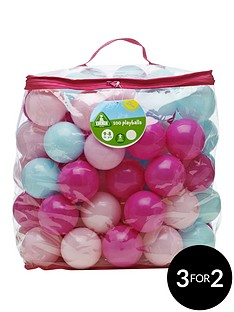 early-learning-centre-100-pink-play-balls
