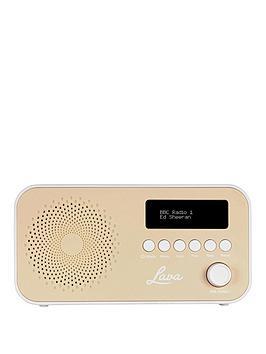 Lava Dab Radio  Cream