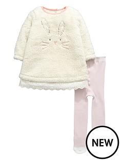 ladybird-baby-girls-fleece-dress-with-tights