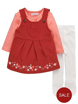 ladybird-baby-girls-embroidered-cord-pinafore-top-and-tights-set