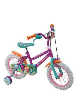 Dreamworks Trolls 14Inch Bike