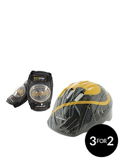 batman-safety-helmet-and-pads-set