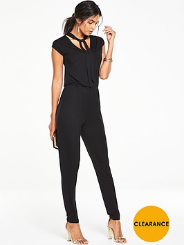 v-by-very-tie-neck-jersey-jumpsuit-black