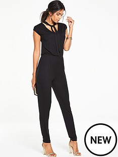 v-by-very-tie-neck-jumpsuit-black